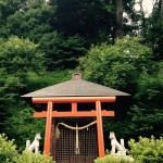 熊野神社のお稲荷さん