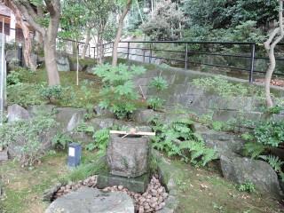 心行寺の水琴窟