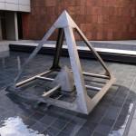 水のピラミッド